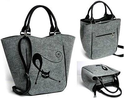 Bertoni dámská elegantní kabelka Protahující se kočky - Glami.cz bbffa5609bc