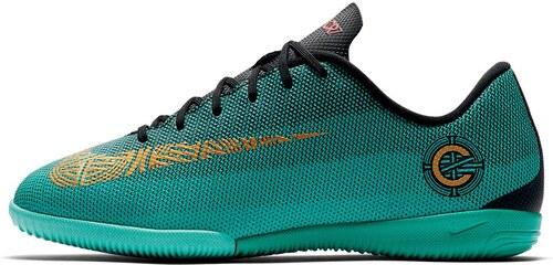 4d41ed031ce Sálovky Nike JR VAPORX 12 ACADEMY GS CR7 IC AJ3099-390 - Glami.cz