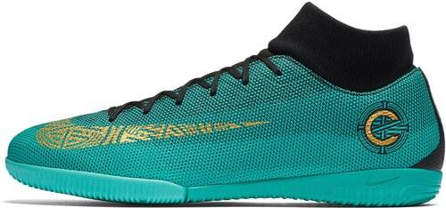 892d6ee5a7a Sálovky Nike SUPERFLYX 6 ACADEMY CR7 IC AJ3567-390 Veľkosť 40