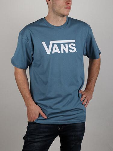 Tričko Vans Mn Classic Copen Blue White - Glami.cz 58d3257517d