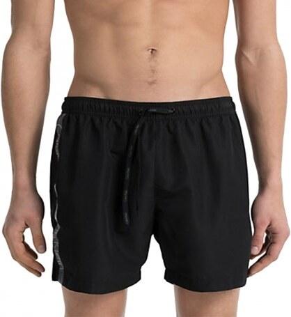 Calvin Klein pánské plavky 169 černé Calvin Klein KM0KM00169 001 ... a31e2cfa93