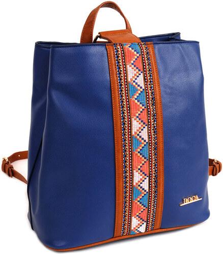 a7069e30f9 Dámsky ruksak DOCA 13265 - modrý - Glami.sk