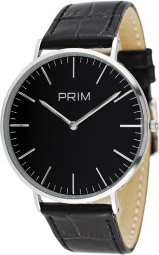 PRIM MPM-QUALITY Pánské hodinky PRIM Klasik Slim W01P.13016.B - Glami.cz d060cd11063
