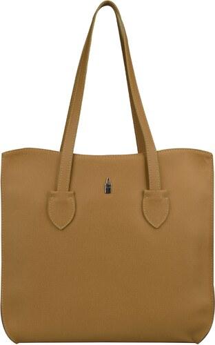 554340bff5f41 Wojewodzic kožené kabelky pracovné luxusné žlté 31746/CS1 - Glami.sk