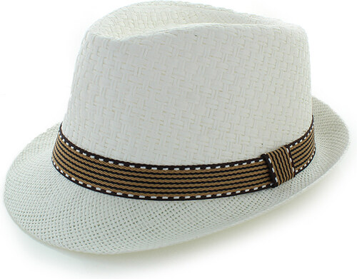 Verde Fehér kalap Noam - Glami.hu 27ae6efaae