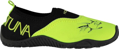 b45faadfacc2 Hot Tuna Childrens Aqua Water Shoes Green Black - Glami.cz