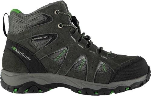 -100 Kč Karrimor Mount Mid Childrens Waterproof Dětská outdoorová obuv 7c4b5ff11c2