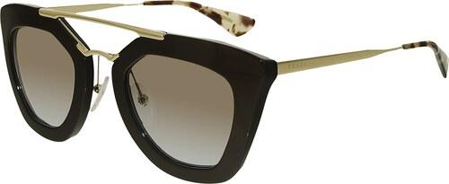 Prada Női Napszemüveg Gradient PR09QS-DHO4S2-49 Brown Oval - Glami.hu 54f3c147f9