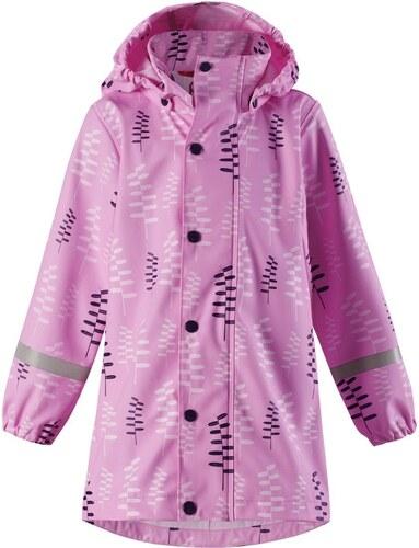 Reima Dievčenská nepremokavá bunda Vatten - svetlo ružová - Glami.sk 40fc0aafeb6