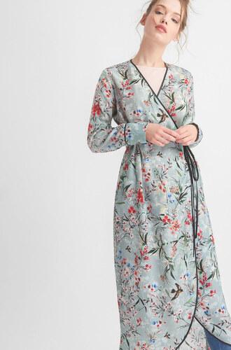 7063b7b8f77 Orsay Lehoučké vzorované šaty - Glami.cz