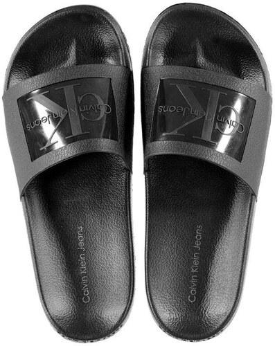 Pánské pantofle Calvin Klein - Glami.cz 6f47d51901