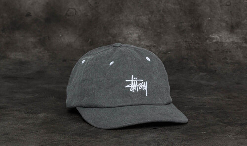 25a41ee9e82 Stüssy Washed Stock Low Pro Cap Black - Glami.sk