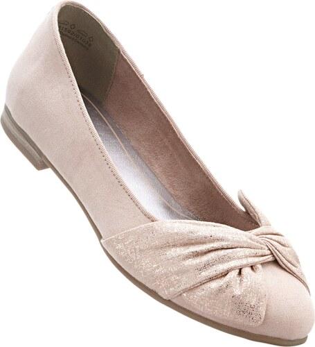 22117, Ballerines Femme, Blanc (White), 38 EUMarco Tozzi