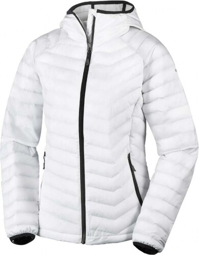 Columbia POWDER LITE HOODED JACKET - Glami.sk 532fd7aa449