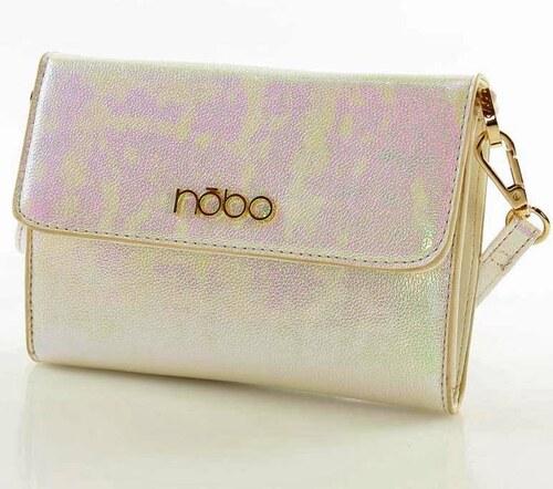 NOBO karizmatikus mini női borítéktáska - pénztárca rózsaszín - Glami.hu 9779d8fea9