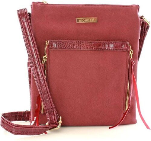 MONNARI kétkamrás női táska borítéktáska piros - Glami.hu bc55ae85ce