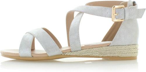 7363b1f17c52 Belle Women Strieborné sandále Bonnie - Glami.sk