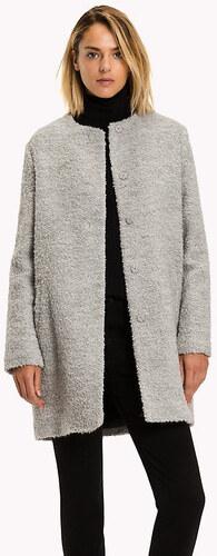 Tommy Hilfiger dámský šedý kabát - Glami.cz 762a2b62cac