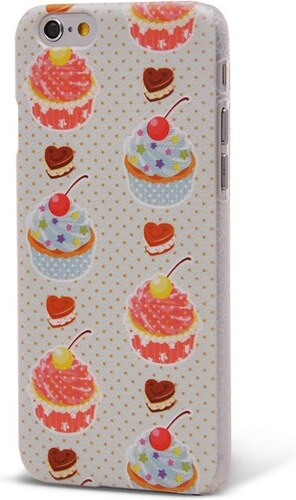 Plastový kryt pro iPhone 6 CUPCAKES - Glami.cz c3d58fb192c
