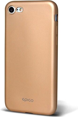 Pružný plastový kryt pro iPhone 7 8 EPICO GLAMY - zlatý - Glami.cz ee555e6a8e1
