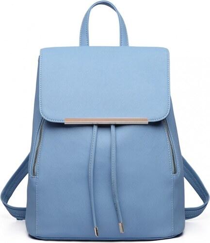 41ff0143b0 Světle modrý stylový dámský modní batoh Frell - Glami.sk
