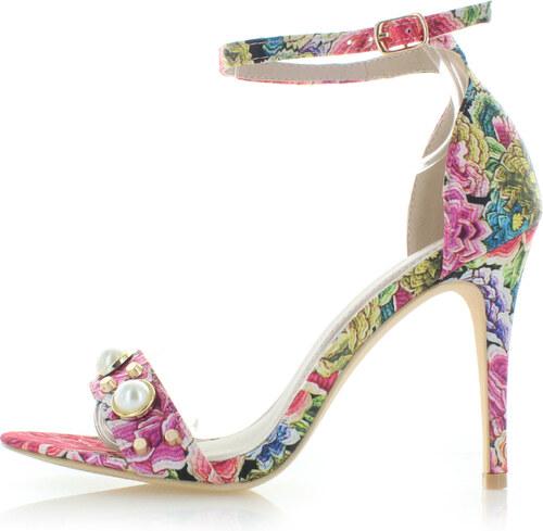 347d3d05ad Sergio Todzi Viacfarebné sandále Pamela