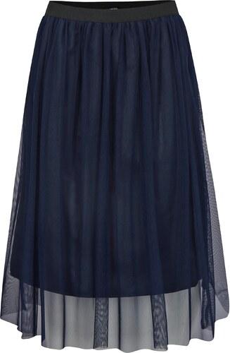 0479d7d7d2d2 Tmavě modrá tylová sukně ZOOT - Glami.cz