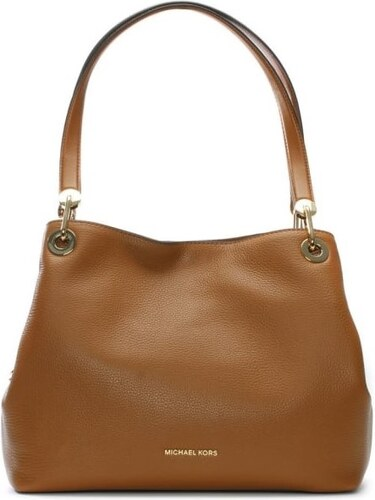 2d1911e75b KABELKA Michael Kors Raven Large Leather Shoulder Bag Acorn - Glami.cz