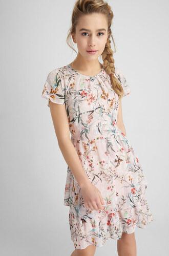 b5596647bb1 Orsay Květované šaty s volánkovou sukní - Glami.cz