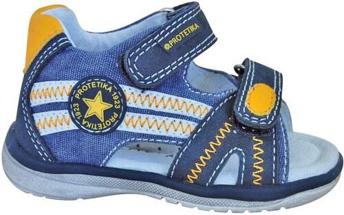 032ceb5aec77 Protetika Chlapčenské sandále Elton - modré - Glami.sk