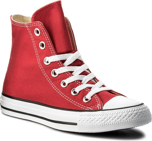 Tornacipő CONVERSE - All Star Hi M9621C Red - Glami.hu be9064b28b