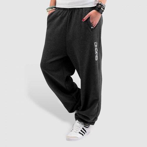 5a79baf59587 Dangerous DNGRS   Sweat Pant Soft Dream Leila Ladys Logo in grey ...