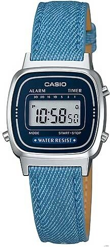 Casio óra Karóra női LA-670WL-2A2  gst - Glami.hu fa8646b1bb