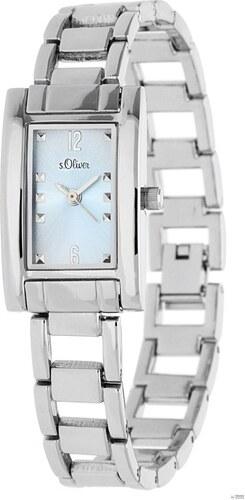 s.Oliver női óra karóra ezüst SO-15001-MQR - Glami.hu 2f42984501