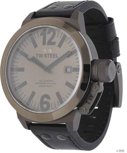 TW Steel férfi óra karóra XL CEO Swiss Edition Fekete TWCE1052 ... b4b04ab16c