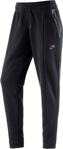 Nike Sportswear Kalhoty  Tech Fleece Knit  černá - Glami.cz 3c9126170d