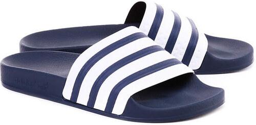 Pánske šľapky Adidas Adilette Adi blue White Adiblu - Glami.sk c08e38ac4c5