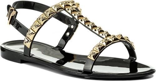 a23f11def354 Sandale STUART WEITZMAN - Jelrose XL17488 Black Jelly - Glami.ro