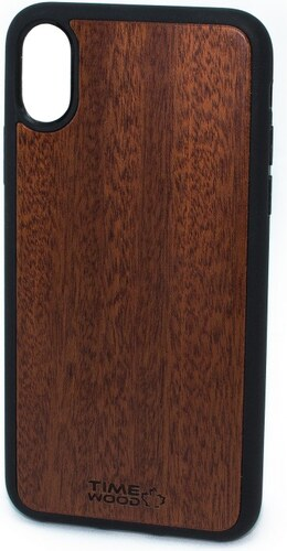 Dřevěný kryt na iPhone X Timewood Sap - Glami.cz 8e978bfb618