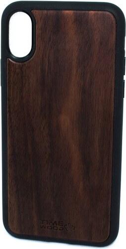 Dřevěný kryt na iPhone X Timewood Wally - Glami.cz 619713dd18e