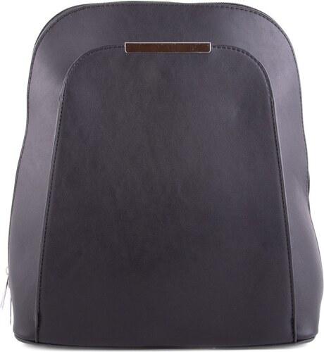 BELLA BELLY Černý praktický dámský batoh Proten - Glami.cz 78d3e2fd53