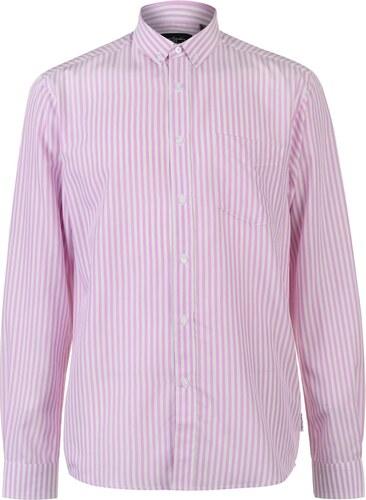 83d67ba3646e Pánska košeľa Pierre Cardin Bold Stripe Long Sleeve Shirt Mens ...