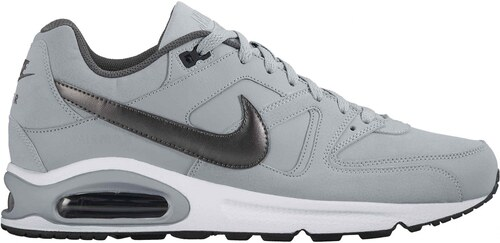 Pánské Tenisky Nike AIR MAX COMMAND LEATHER WOLF GREY MTLC DARK GREY-BLACK- 566fe71c599