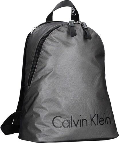 d02766bfa9 Dámský batoh Calvin Klein Rachel - tmavě šedá - Glami.cz