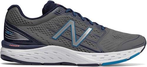 New Balance 680 V5 pánska bežecká obuv Charcoal Blue - Glami.sk 7e91e41958c