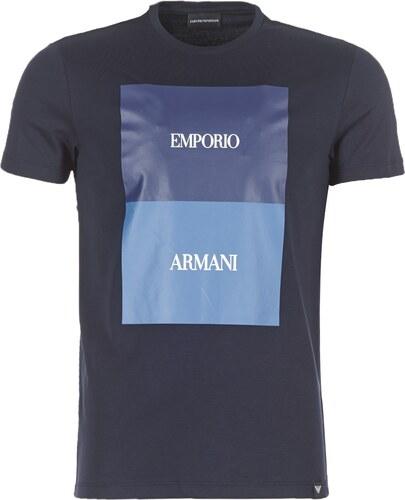 8cb6a0a54c99 Emporio Armani Trička s krátkým rukávem BREWU Emporio Armani - Glami.cz