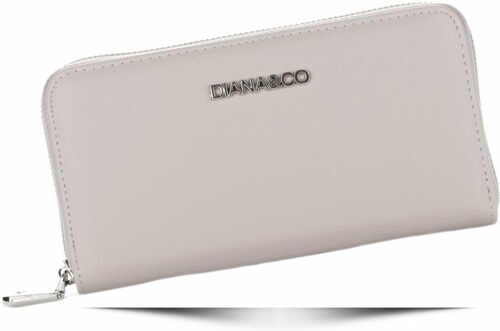 63580ec830b Klasická Dámská peněženka Diana Co Firenze Béžová - Glami.cz
