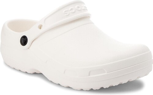 Papucs CROCS - Specialist II Clog 204590 White - Glami.hu 2c7dc40c7c