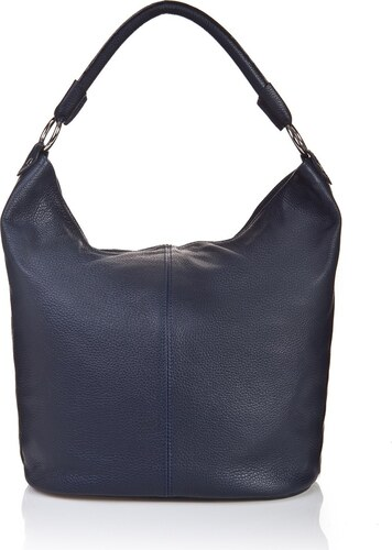 5454e4fb05 Kožená kabelka Massimo Castelli 5143 Blue - Glami.sk
