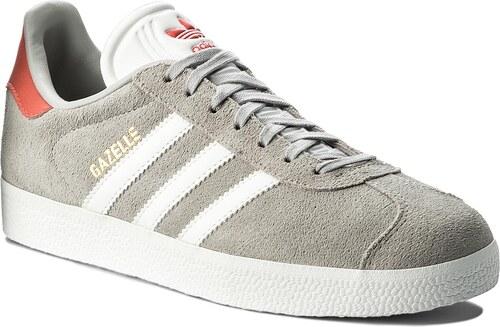 1d2baaae34a Boty adidas - Gazelle CQ2805 Gretwo Ftwwht Trasca - Glami.cz